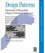 NEW! DESIGN PATTERNS ELEMENTS OF REUSABLE OBJECT-ORIENTED SOFTWARE BY GA... - $48.37