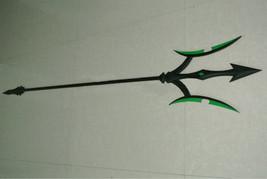 Owari no Seraph Makoto Narumi Demon Weapon Cosplay Trident Prop Buy - $150.00