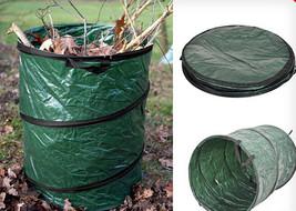 Jumbo Size 16L COLLAPSIBLE  Garden Leaves Basket Trash Garbage Rubbish  ... - $19.79