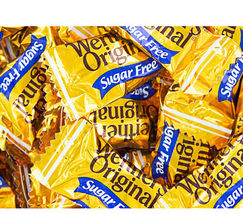 Werther's Caramel SUGAR FREE Original Hard Candy 12 LBs Wrapped Candies - $199.99