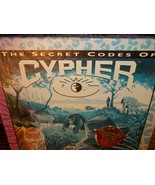 The Secret Codes of Cypher Operation Wildlife by Tanager - $10.00
