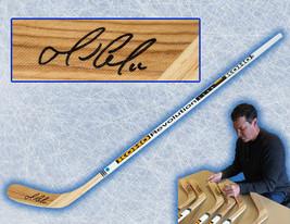 Mario Lemieux Pittsburgh Penguins Signed KOHO Revolution Hockey Stick - $620.00