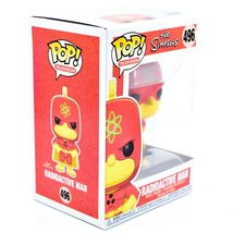 Funko Pop! Television The Simpsons Homer as Radioactive Man #496 Vinyl Figure image 5