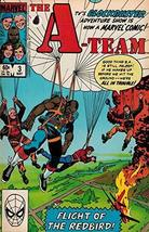 Marvel Comic The A-Team #1 (Volume 1, Number 1, March 1984) (Volume 1, Number 1) - $5.00