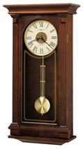 Howard Miller 625-524 (625524) Sinclair Wall Clock - Cherry Bordeaux - £309.85 GBP
