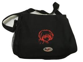 Rurouni Kenshin Mythwear Messenger Bag - Embroidered Kenshin Himura - $15.00