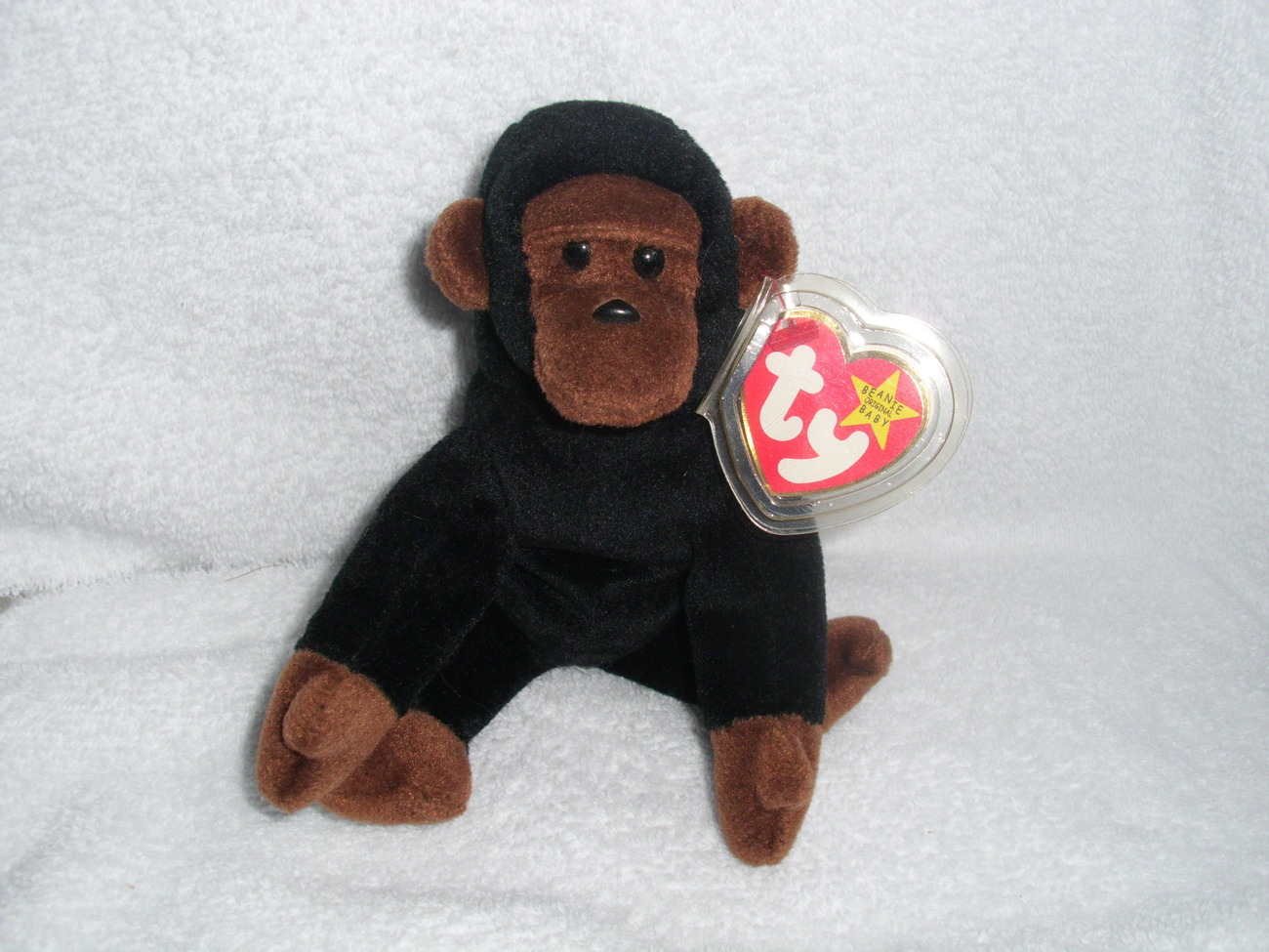 Primary image for CONGO (1996) TY BEANIE BABY
