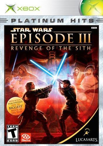Star Wars Episode III Revenge of the Sith - Xbox [Xbox]