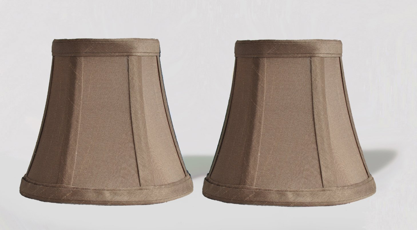 Urbanest 1100463a set of 2 chandelier mini lamp shades 5 Small lamp shades