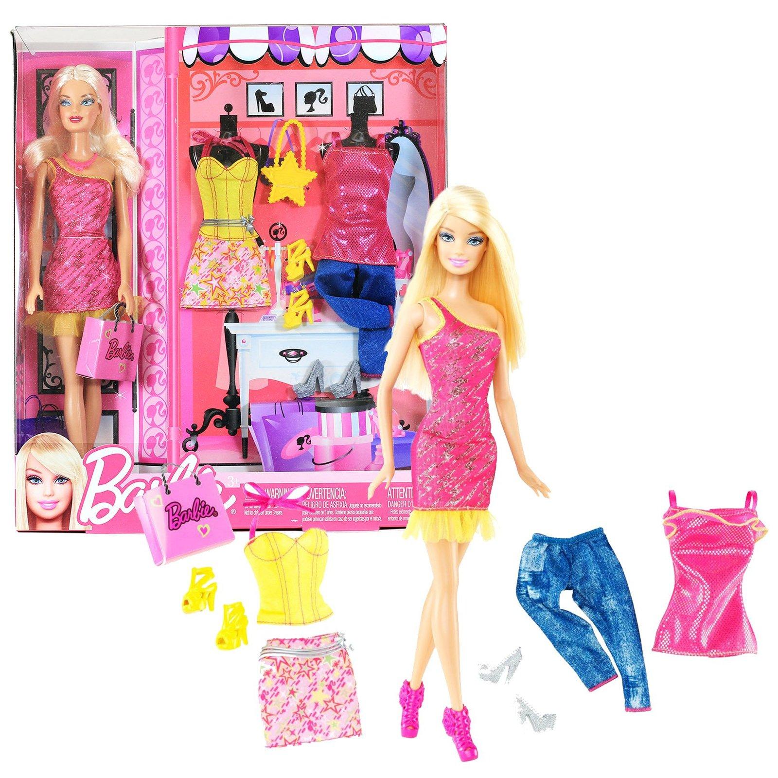 Barbie doll online shop