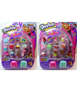 Shopkins Season 5 Charms Backpacks 12 pack - £9.99 GBP