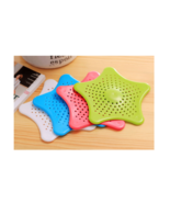 Starfish Silicone Kitchen Sink Filter Sewer Colanders & Strainers Colorful - $4.20