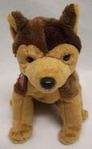 "TY Beanie Baby COURAGE PATRIOTIC GERMAN SHEPHERD DOG 6"" Plush STUFFED AN... - $14.85"