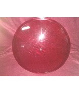 "Western Cullen Railroad Traffic Light Signal Lens 12"" Red 5368 - 20 Degr... - $24.97"