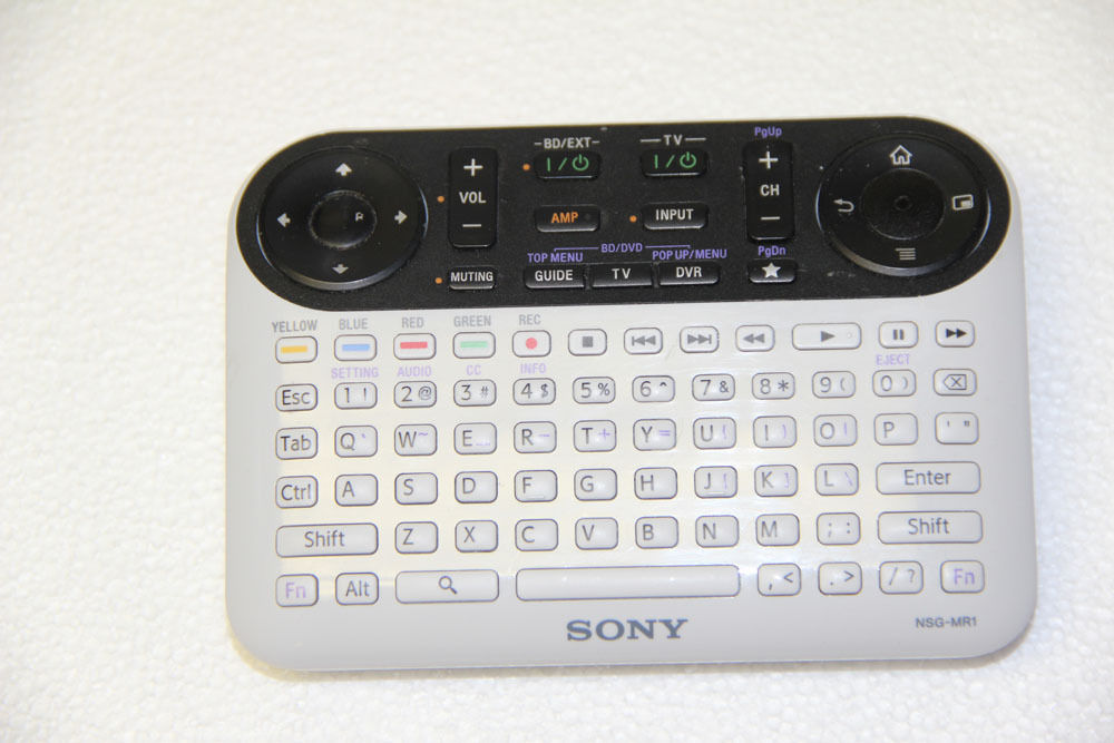 sony nsg mr1 remote control for google tv manual