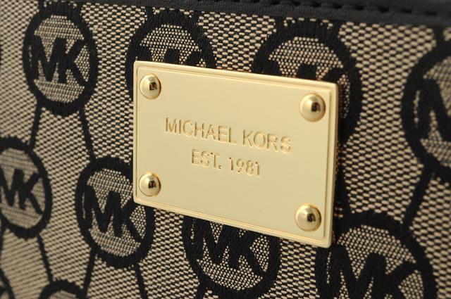 MICHAEL Michael Kors Jet Set Monogram Continental Wallet NWT 32F1GJSZ3Q