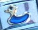 Charm   duck blue crop thumb155 crop