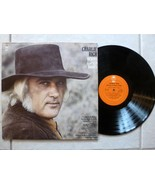 ALBUM 1973 CHARLIE RICH Behind Closed Doors Inn... - $9.35