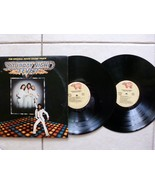 ALBUM 1977 SATURDAY NIGHT FEVER Soundtrack 2 Al... - $19.99