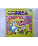 ALBUM 1969 Walt Disney ALICE IN WONDERLAND 11 P... - $18.71