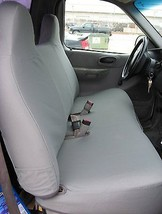 1999-2007 Ford F150 Bench Seat Custom Fit Waterproof Seat Covers - $199.00