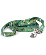 XSmall 5 foot Woodland Friends Standard Dog Leash - $9.99