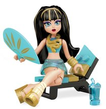 Mega Bloks Monster High Cleo de Nile Gore-Geous Throne Pack - $9.99
