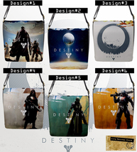 DESTINY game Messenger Bag (Custom PlayStation Xbox game theme) - $32.99