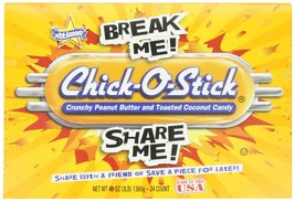 Atkinson's Chick-o-Stick Bar, 2-Ounce Sticks (Pack of 24) image 2