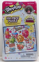 Shopkins Puzzle Tin with Game only designed edition Shopkins - $10.95