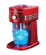 Electric Retro Frozen Ice Beverage Maker, Nosta... - $39.95