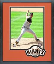 Madison Bumgarner 2016 San Francisco Giants-11 x14 Team Logo/Matted/Framed Photo - $42.95