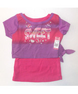 Garanimals Toddler Girls T-Shirt Sweet Size 24 Months NWT - $9.99