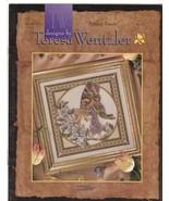Spring Faerie Teresa Wentzler Cross Stitch Patt... - $9.99