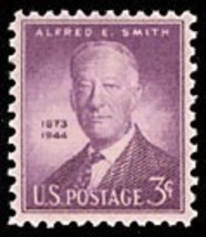 1945 Alfred E. Smith Scott 937 Mint F/VF NH - $0.99