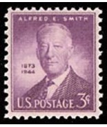 1945 Alfred E. Smith Scott 937 Mint F/VF NH - €0,84 EUR