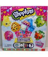 Shopkins Supermarket Scramble Game w/ Silver Ro... - $14.95