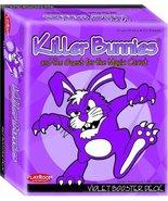 Killer Bunnies Violet Booster - $14.99