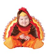 LIL' GOBBLER INFANT/TODDLER COSTUME HALLOWEEN By InCharacter 18m-2T - $48.93