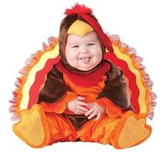 LIL' GOBBLER INFANT/TODDLER COSTUME HALLOWEEN By InCharacter 12m-18m - $64.54 CAD