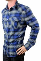 NEW LEVI'S MEN'S PREMIUM COTTON CLASSIC REGULAR FIT BUTTON UP DRESS SHIRT-70002 image 3