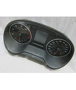 OEM 2015 Audi A3 S3 Dashboard Gauges Panel Instrument Cluster 160MPH 8V0... - $128.69