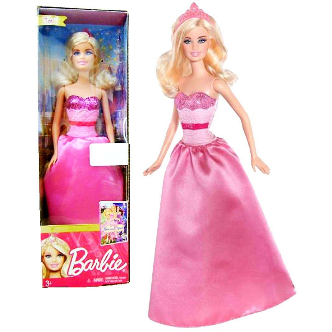 Mattel year 2012 barbie favorite movie moments the - Barbie princesse popstar ...