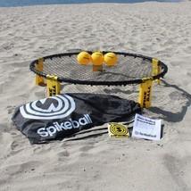 Spikeball Combo Meal Game Set Net Bag BackPack Balls Volleyball Beach 4 ... - $99.99