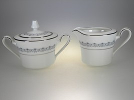 Noritake Creamer & Covered Sugar Set - $13.98