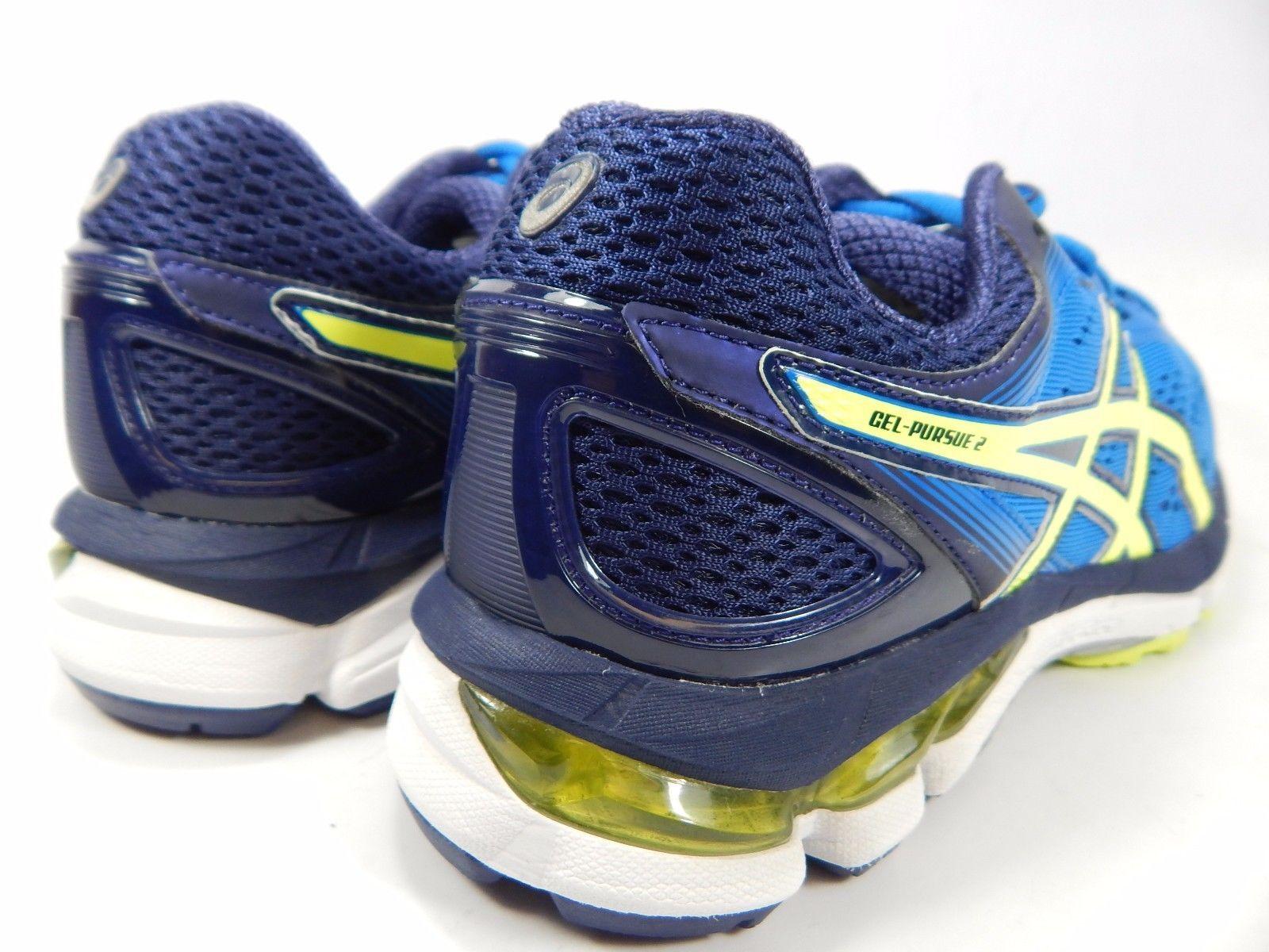 Asics Gel Pursue 2 Men's Running Shoes Size US 7 M (D) EU 40 Blue T5D0N