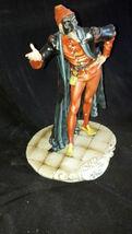 CAPODIMONTE  Pantaloon by Enzo Arzenton Italy Laurenz Classic Sculpture - $285.00