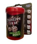 Yahtzee to Go Travel Game  - $9.99