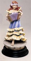 CAPODIMONTE  The Gypsy Concertinby Enzo Arzenton Italy Laurenz Classic S... - $325.00
