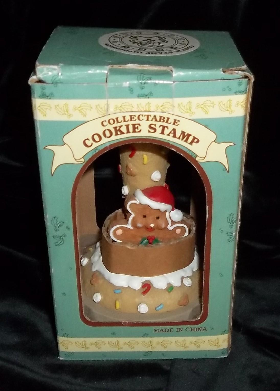 Coolmathgames Com Christmas Ornaments: Vintage Gingerbread Bear Noel Cookie Stamp Christmas Santa